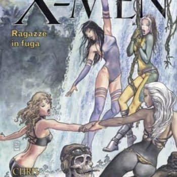 Preview: Chris Claremont And Milo Manara's X-Men