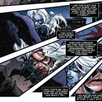 Black Cat Having Sex Dreams About Spider-Man in Next Week's Amazing Spider-Man #16.HU