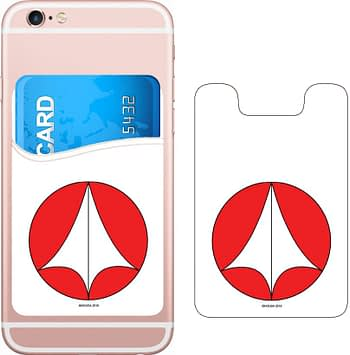 Robotech Logo Smartphone Card Holder Icon Heroes SDCC