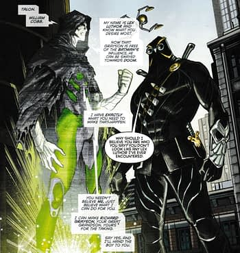 DC's Year Of The Villain