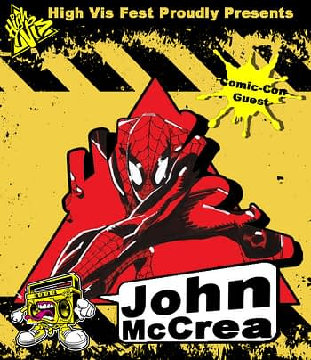 High Vis Fest Comics Zone: A Comic Con With A Difference