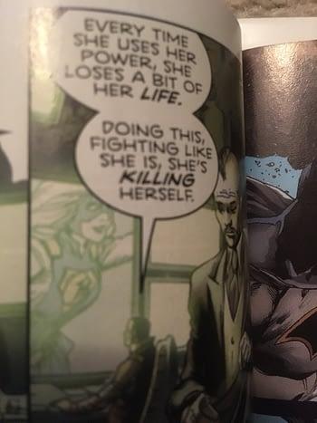 Gotham Girl Will Kill Batman as Bane Returns to Glory