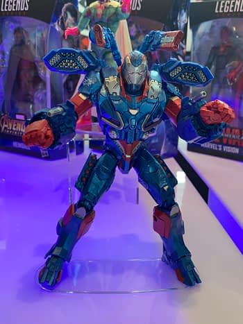 SDCC Hasbro Breakfast Reveals: Avengers, Power Rangers, Transformers, and More!