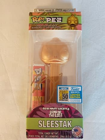 San Diego Exclusive Land Of The Last Funko PEZ Dispenser Just Sold for $1500 on eBay