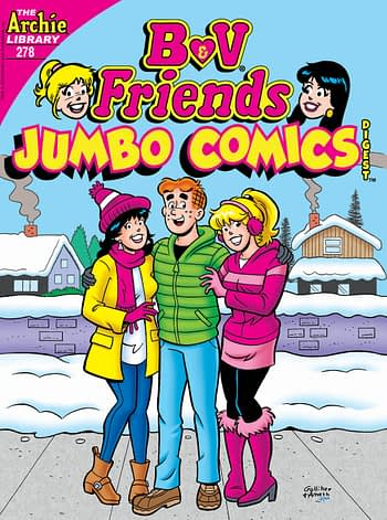 Archie Meets the B-52s in Archie Comics February 2020 Solicitations
