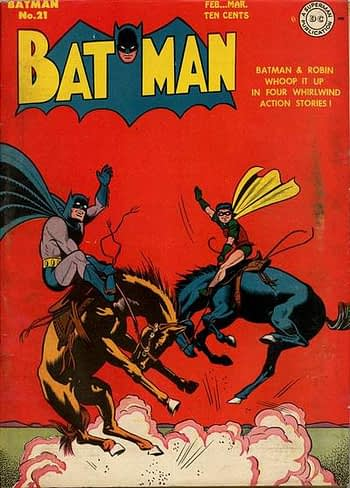 Runners And Riders On Who Follows Tom King With Batman #86