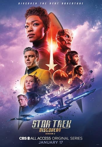 IDW Publish New Star Trek: Discovery Comic in August, Details Would Spoil Season Two Finale...