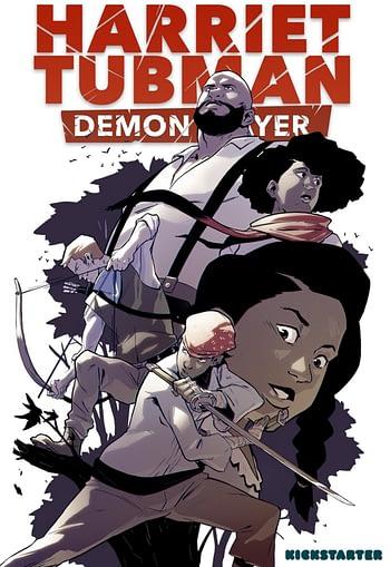 The Return of Harriet Tubman : Demon Slayer!