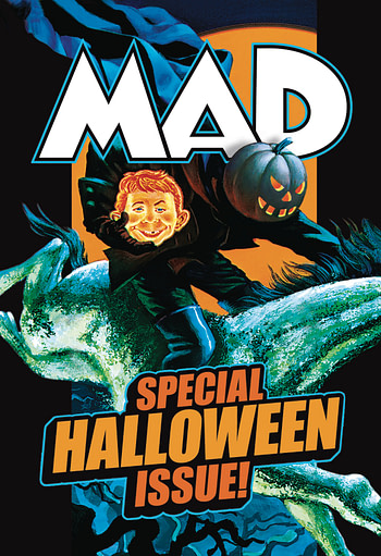 DC Comics Takes MAD Magazine Off Newstands, Goes Reprint-Only, Blames Low Sales