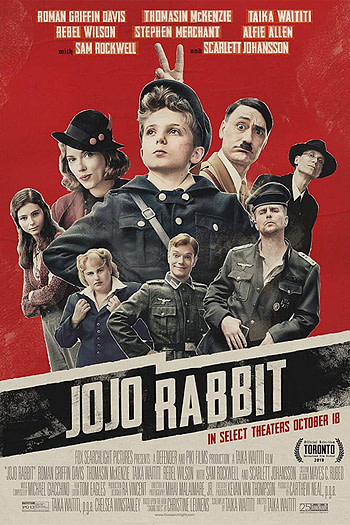 """Jojo Rabbit"" Review: A Powerful Comedy That Covers Difficult Topics Brilliantly"
