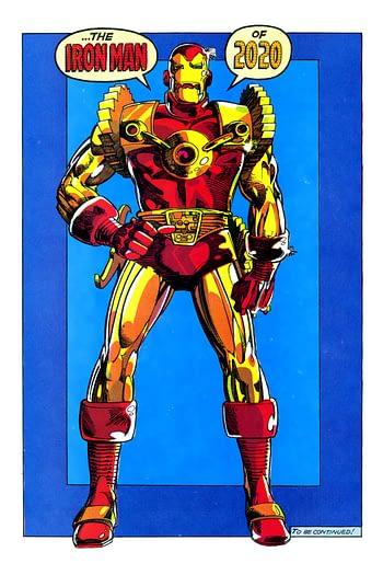Dan Slott Builds The Road to Iron Man 2020 in Tony Star: Iron Man #10 (Spoilers)