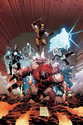 Marvel Comics Solicitations July 2019