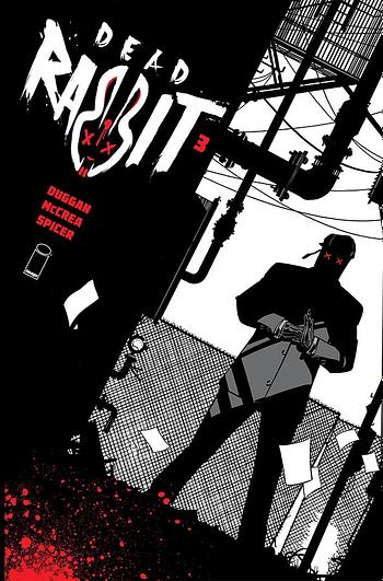 Gerry Duggan e John McCrea renomearam o coelho morto como mortos-vivos, da Image Comics em outubro