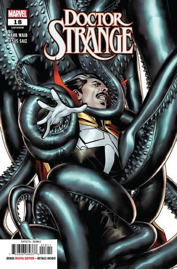 Dr Strange Gossip