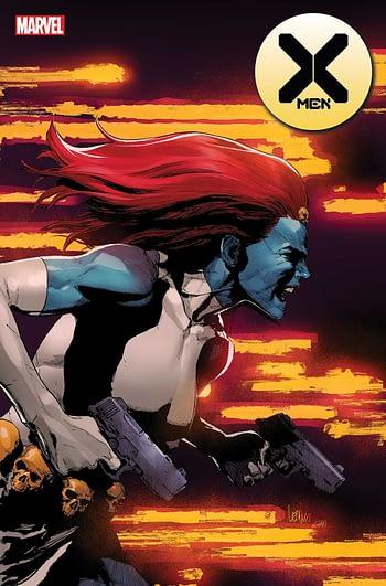 LATE: X-Men #4, #5, #6