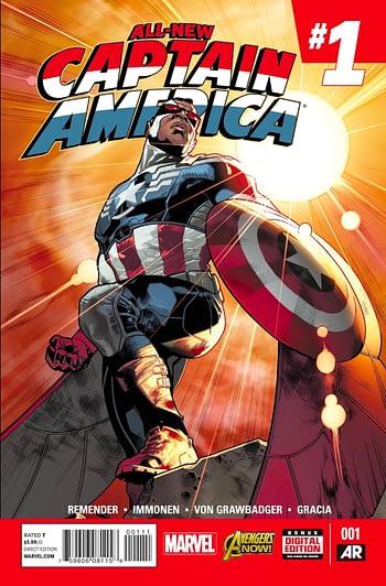 Captain America Comic Rockets In Value Over Avengers: Endgame (Spoilers)
