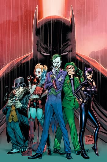 DC Comics February 2020 Solicitations in Full
