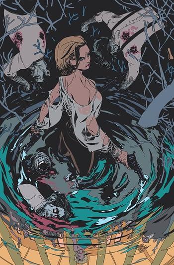 Matt Kindt & Wilfredo Torres' BANG, Evan Dorkin & Veronica Fish's Blackwood and Mike Mignola's Hellboy & The BPRD Launch