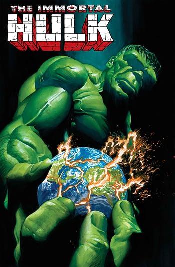 Immortal Hulk Becomes The Big Bad in November