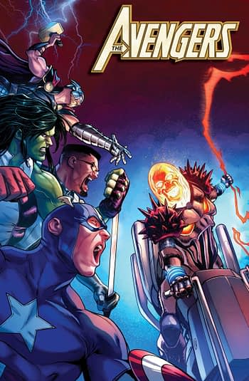 Frankensteining Marvel Comics September 2019 Solicitations - Star Wars: Rey, King Thor and New Mutants