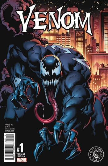 More Details for Venom: The First Host by Mike Costa and