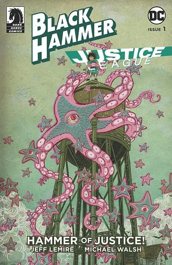 Dark Horse Lanches Critical Role, The Orville and Black Hammer/Justice League in July 2019 Solicitations