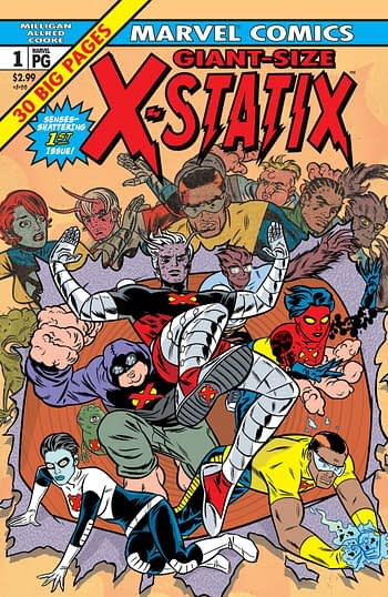 Is This The Return of X-Statix - With Mirror Girl, Hurt John and Demos?