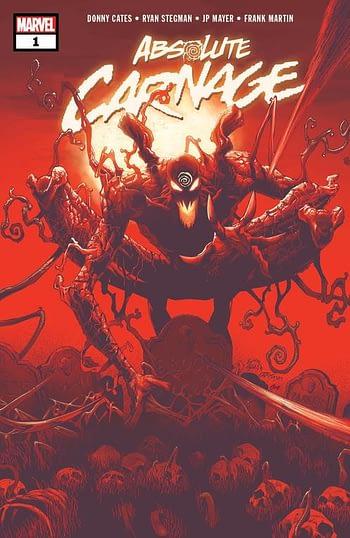 Frankensteining Marvel Comics' August 2019 Solicitations