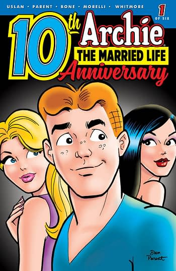 Archie: The Married Life Returns 10 Years On in Archie Comics September 2019 Solicitations