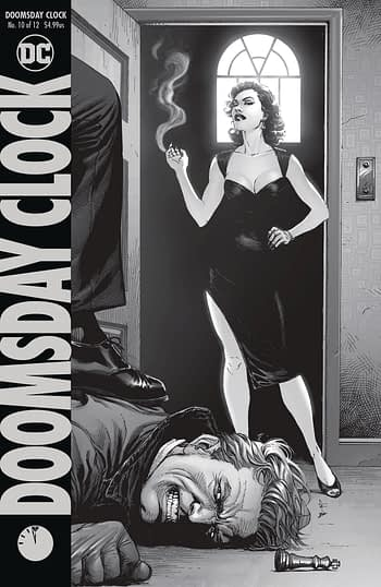 NO LATER: Doomsday Clock #10 and #11 Remain Where They Are On the Schedule