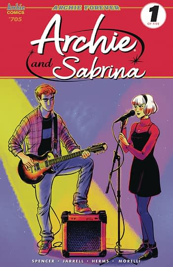 Archie Comics to Introduce Full Returnability on New #1s and Tiered Discpunts For #2 to #5