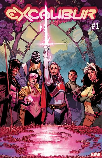 October and November 2019 Solicits For Jonathan Hickman's #DawnOfX