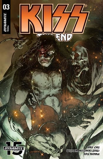 William Messner-Loebs Return to Comics for KISS: The End #4