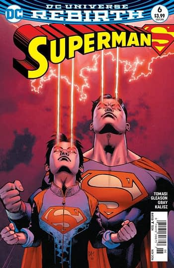 Jonathan Kent to be the New Superman for DC Comics?