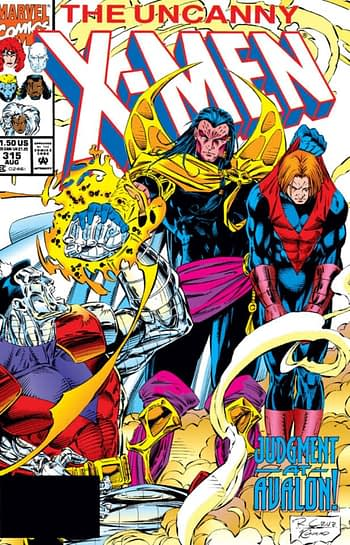 Should We Brush Up On Our PhalanxBefore Reading Tomorrow's Powers Of X? (Potential Spoilers)