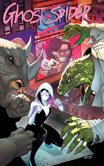 Marvel September 2019 Solicitations