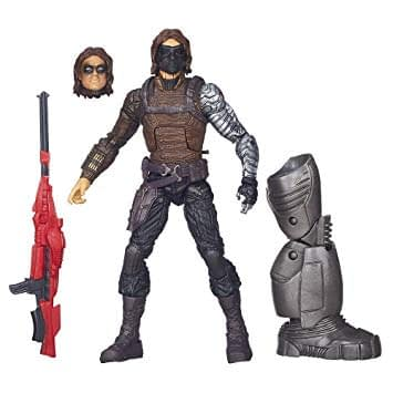 Winter Soldier Marvel Legends 1