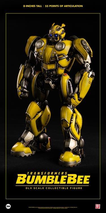 Bumblebee 3A Hasbro Statue 1