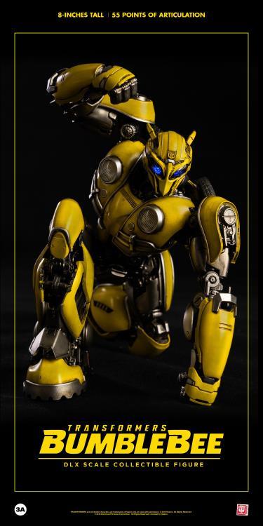 Bumblebee 3A Hasbro Statue 10