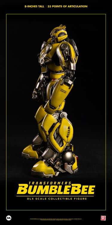 Bumblebee 3A Hasbro Statue 2