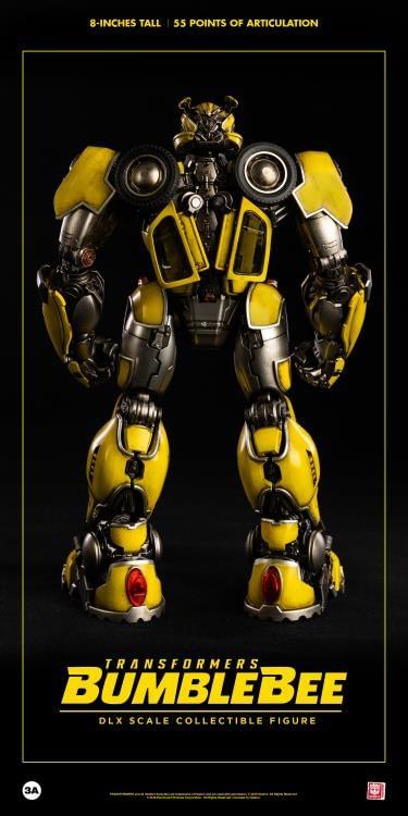 Bumblebee 3A Hasbro Statue 3
