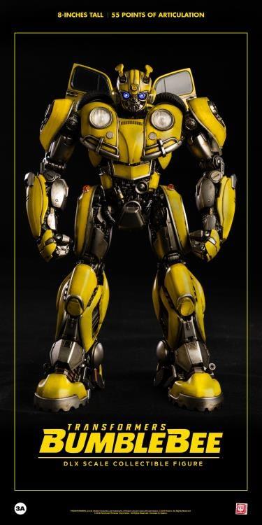 Bumblebee 3A Hasbro Statue 4