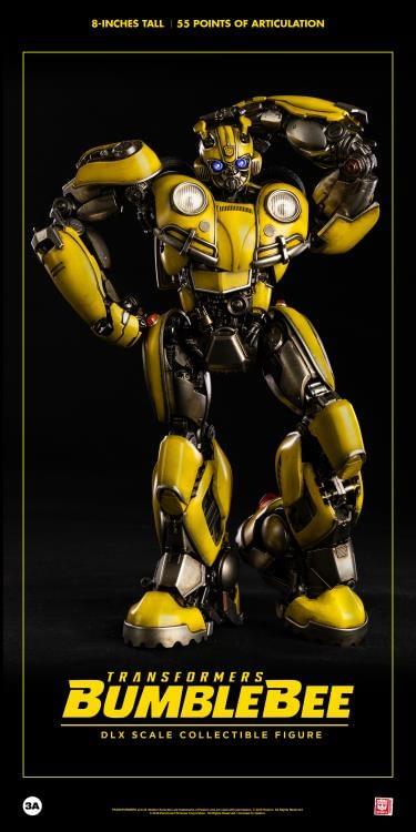 Bumblebee 3A Hasbro Statue 5