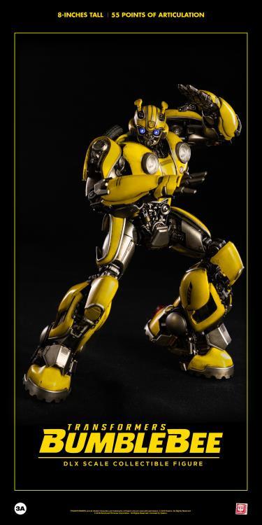 Bumblebee 3A Hasbro Statue 7