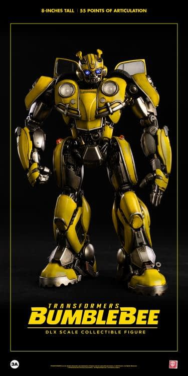 Bumblebee 3A Hasbro Statue 8