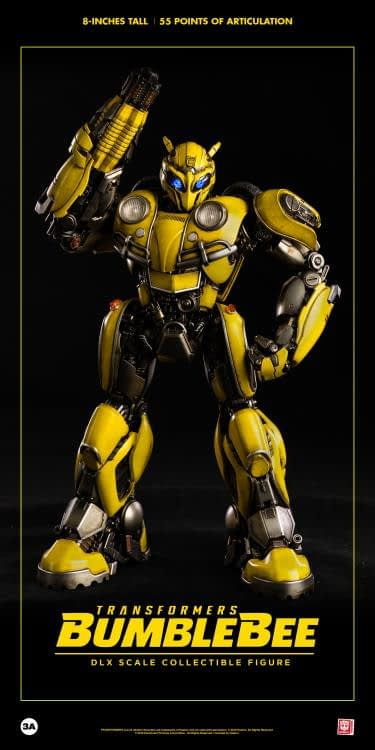 Bumblebee 3A Hasbro Statue 9