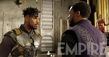 Michael B Jordan Really Wanted To Play T Challa In Black