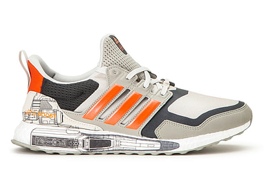 Star Wars Line of Shoes Debuts From Adidas, Based on Iconic