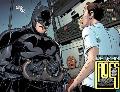 Batman Annual 11 Read Online