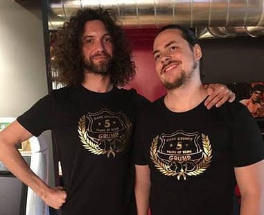 Leading Men Mavens The Game Grumps Talk About Good Game